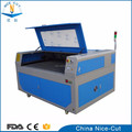Top quality cnc 1300^900mm leather/fabric laser cutting machine best price