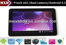 Top selling tablet pc android tablet with dual core dual cameras cheapest 9 inch tablet