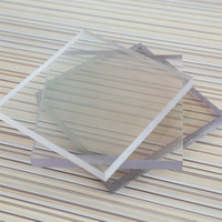 Mirrored Polycarbonate Sheet, Plastic Mirror, Reflective alumium PC sheet