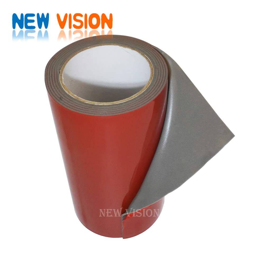 Factory Jumbo <strong>Roll</strong> 800mm*33m Double Sided VHB Acrylic Foam Adhesive Tape