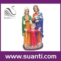 Lovely family buddha statue of protection manufacturer of China