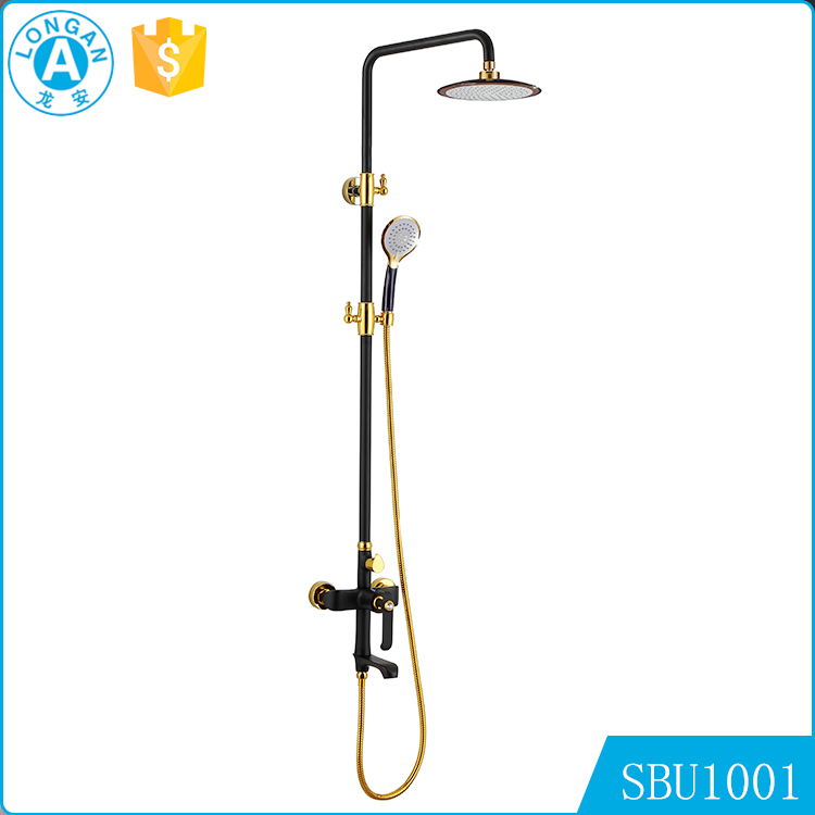 3 function bathroom full body shower system