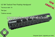 "GM-4R30U 12""AR CARBINE LENGTH FREE FLOATING HANDGUARD"