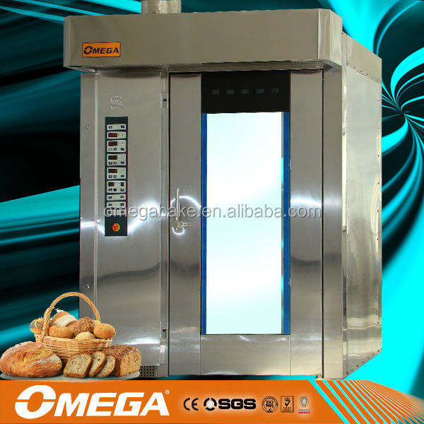 Hot Sale new type Electric Bakery Machine Rotary Oven Price