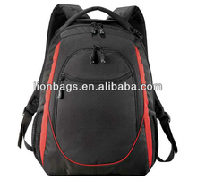 Computer Backpack2015 factory price swissgear style 1680D waterproof backpack New design hot sell bag backpack with earphone and