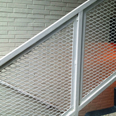 expanded metal stair treads ( Anping factory )