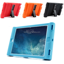 Drop Resistance Cover Case for Ipad Air 2 Kids Shockproof case Kickstand case for Apple Ipad Air 2