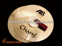 CHANG AB STAGE Series Marching Cymbals Hand Cymbals
