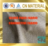 silver fiber conductive fabric for outdoor touch screen gloves