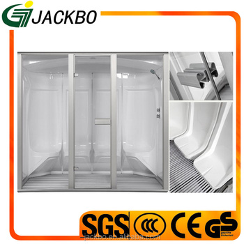 The most cost efficient product wet steam Steam Room suit for many persons