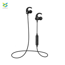 Hot sell China market magnetic control bluetooth earbuds earphones in-ear wireless headphones sport stereo bluetooth headset