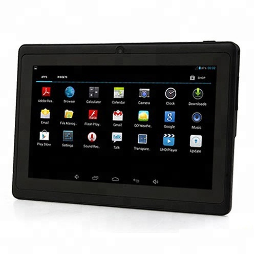 Good Price 512MB RAM 8GB ROM Android 4.4 Wifi Tablet PC 7 inch