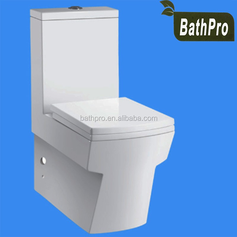 Cheap price Ceramic Dual-Flush Feature Siphonic Washdown One Piece Toilet