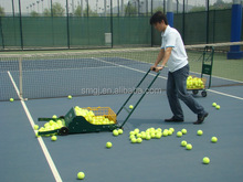 Portable Tennis Collecting Machine Tennis Ball Collection cart
