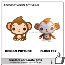 Best Quality custom stuffed and free sample Chrismas appa custom plush toy