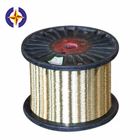 Hengxing Brand Alibaba Best Sellers Chinese Supplier High Tensile Rubber Hose Wire Copper Plated Brass Coated Steel Wire