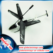 Easy To Fly Double Blades Helicopter 3.5CH Rc Toy Durable RC Helicopter LED light 29x13cm just 13.32US$ cheap price