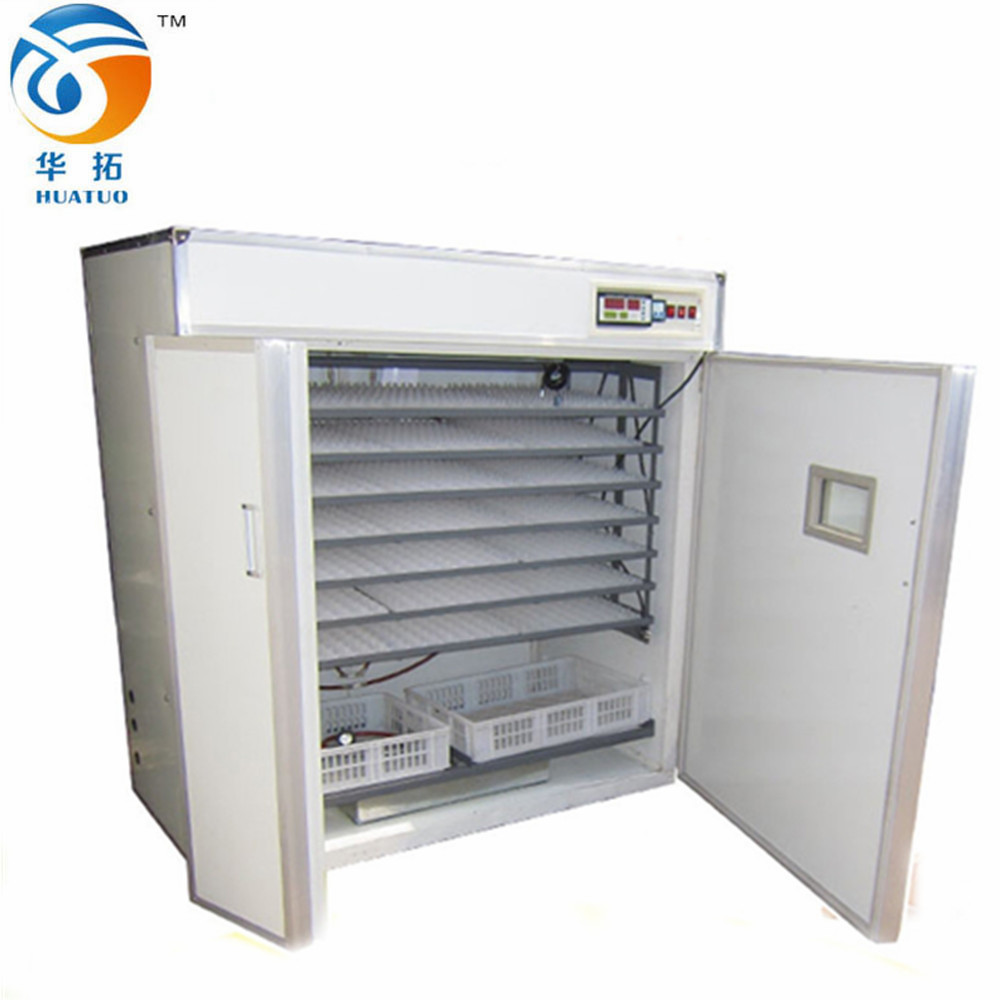Focus industry new 1848 chicken egg incubator fully automatic small chicken egg incubator