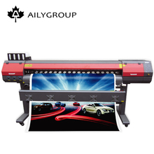 2017 Hot Selling Large format Printer DX7 Eco Solvent Printer Factory Price for Vinyl /Flex Banner/PP