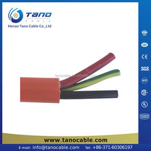 Building wire manufacturer 300/500V 2 Core 1.5mm2 Bare Copper Conductor PVC Insulation House wiring electrical cable price