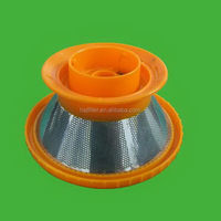 Cheap most popular plastic extruder filter mesh