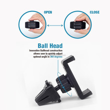 2015 new accessory for iPhone 6 galaxy s6 air vent clips car phone holder