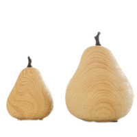 2017 Highly Simulation Decorative Pear Shape