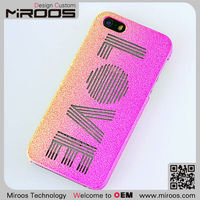MIROOS manufacture customized for iphone 5s and for iphone 6 decorative cell phone cases, fancy phone case cover factory