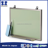 225 x 300mm Size Safety small Green color whiteboard for kids