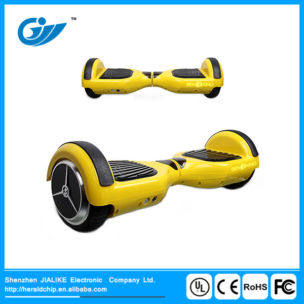 UL2272 6.5 Inch 4400mah battery mini smart drifting self balance scooter