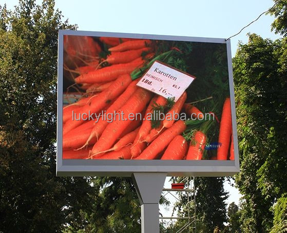 high quality hd full sexy xxx movies colorful p6 outdoor led screen/ low price led dot matrix display