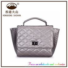 2016 Top Simple Sale Girls Multifunctional Handbags Wholesale Classical Single Strap Winter Leather Wing Style Shoulder Bag