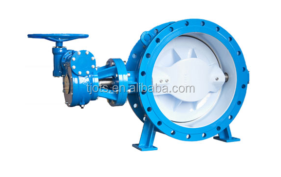 Electrical Flanged Eccentric Butterfly Valve Good Price