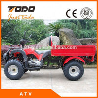 Most popular 9.3kw/7500rpm buyang 300cc atv with best price
