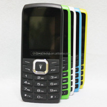 OEM mini cheapest dual sim no camera mobile phone with facebook whatsapp bluetooth FM analog TV