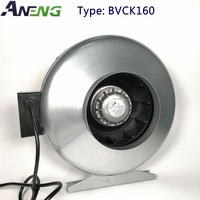 air ventilation fan for industrial construction