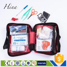 Earthquake Survival customized logo mini emergency medical kit list
