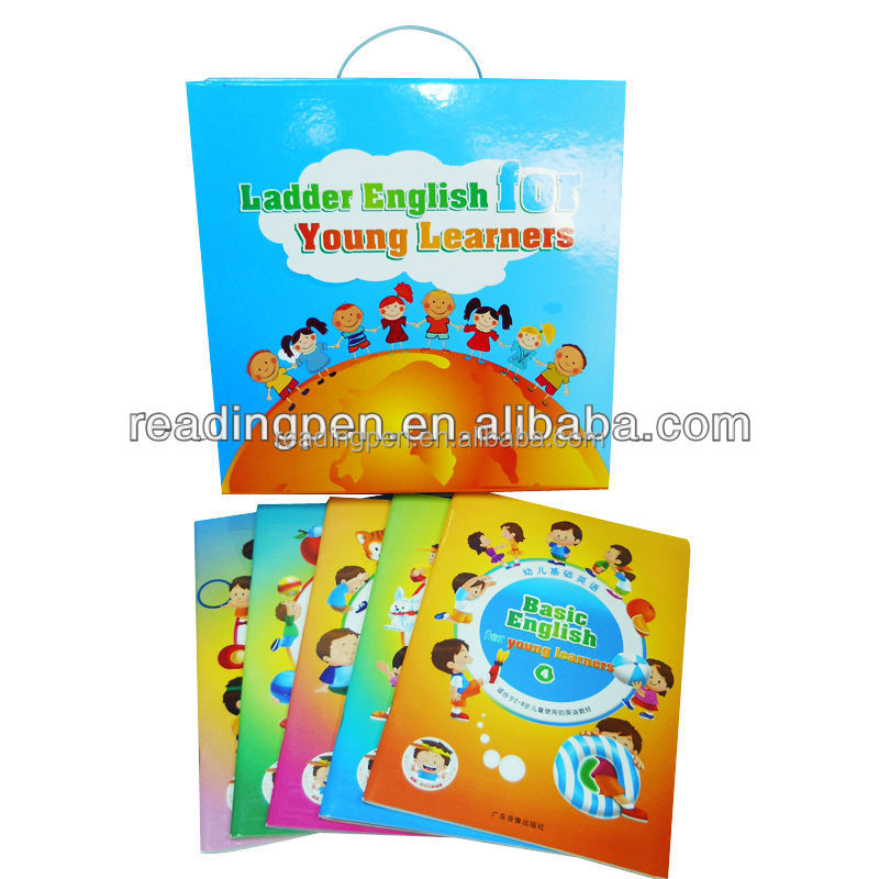 Educational Reading Pen Basic Talking pen with English Books