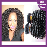 New Hair Styles Virgin Human Hair Unprocessed Factory Price Good Feedback Cuticle Remy Brazilian Tight Curly Hair