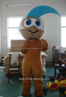 supplier brown sea animal costume fancy dress with spinous cirrus carnival costume