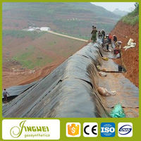 Hdpe Geomembrane For Roof Garden