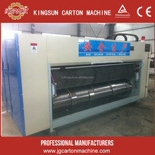 JGPC-06002 corrugated board die cutting machine/paperboard rotary die cutter/corrugated carton box die cutting machine