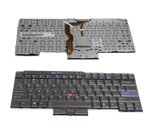 For Lenovo US layout Keyboard T410 T420 X220 T520 T510 W520 45N2106 45N2141