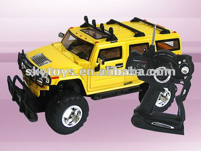1:6 Remote Control Hummer RC Toy Car 1:6 Remote control Kart RTR Cars/1:6 R/C Hummer high performance car rc jeep toy