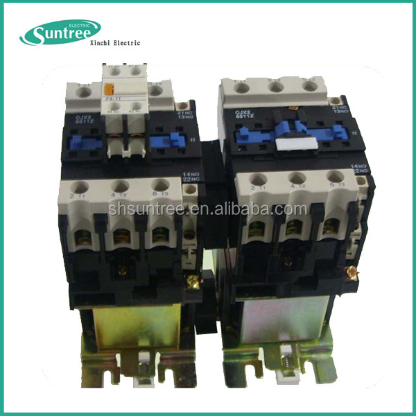Mechanical Interlock Contactor