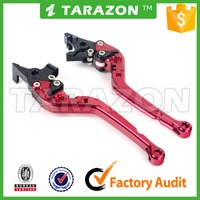 TARAZON brand CNC aluminum folding and adjustable clutch and brake levers
