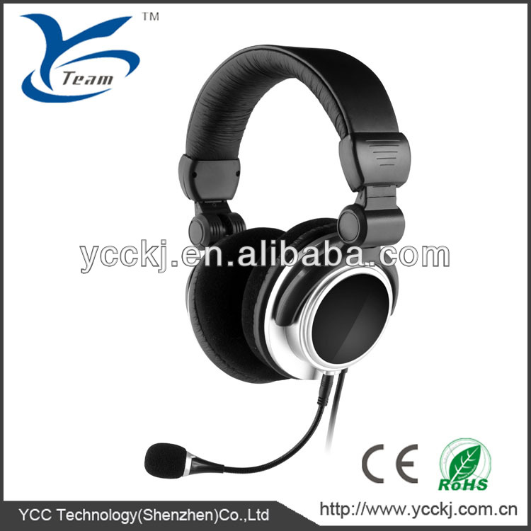 Universal all-in-one noise cancelling headphones for XBOX 360/WII/Sony PS3/PS4 video game accessories