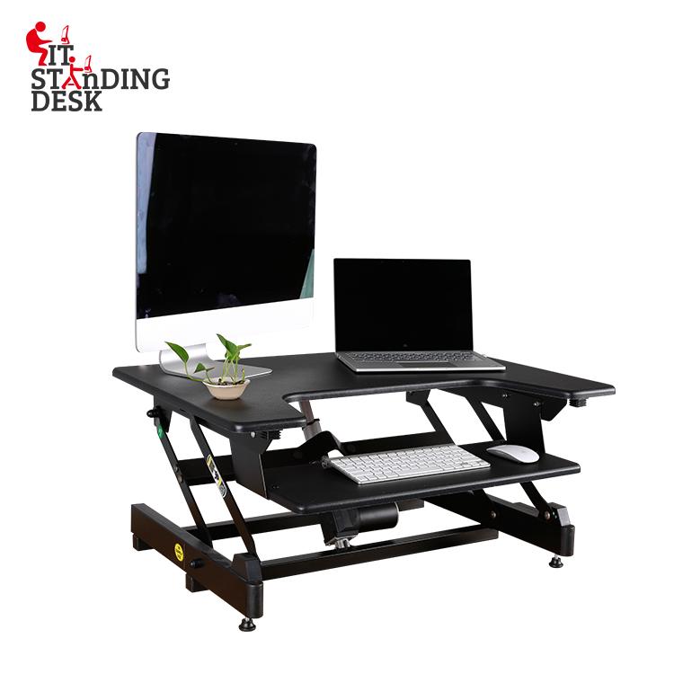 Starsdove motorized Height Adjustable Desk Hydraulic Stand Up