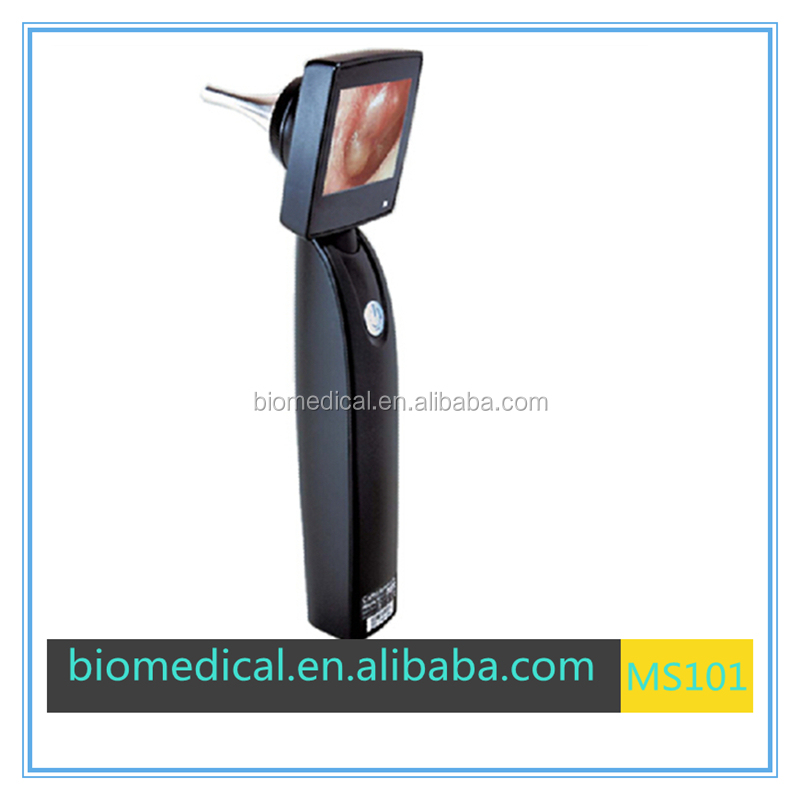 Hot selling good price veterinary video otoscope digital flexible otoscope with low price