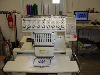 2005 Prodigy PM1201 Machine for sale!